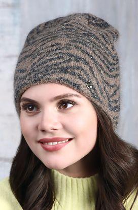 как уменьшить размер шапки вязанной